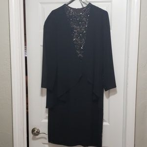 Formal Black Dress